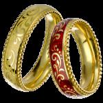 Vestuves ir sužadėtuves lydi apsikeitimas žiedais