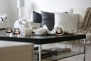 Namų interjero prekės: kaip sukurti jaukia atmosferą?