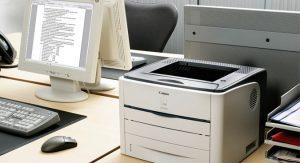 Viskas, ką reikia žinoti apie biure laikomus spausdintuvus
