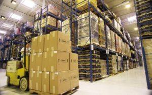 Logistika: kad prekių sandėliavimas būtų paprastas kaip niekada