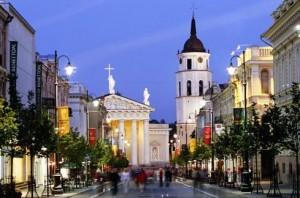 Kelionės po Lietuvą. Vilnius