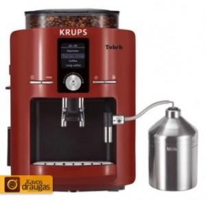 Kapsulinių kavos aparatų gamintojai