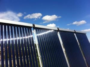 Saulės kolektoriai kaip energijos šaltinis