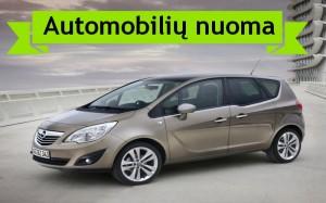 Kuri automobilių nuoma Vilniuje geriausia?