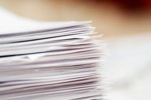 Biuro popieriaus atsargomis verta pasirūpinti iš anksto