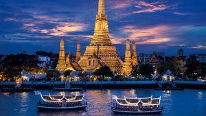 skrydžių į Bankoką