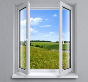 plastikiniai langai