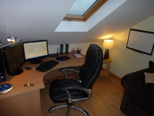 darbo kambarys