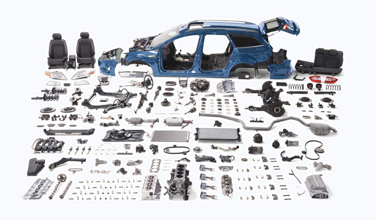 Kaip patogiai nusipirkti detales automobiliui?