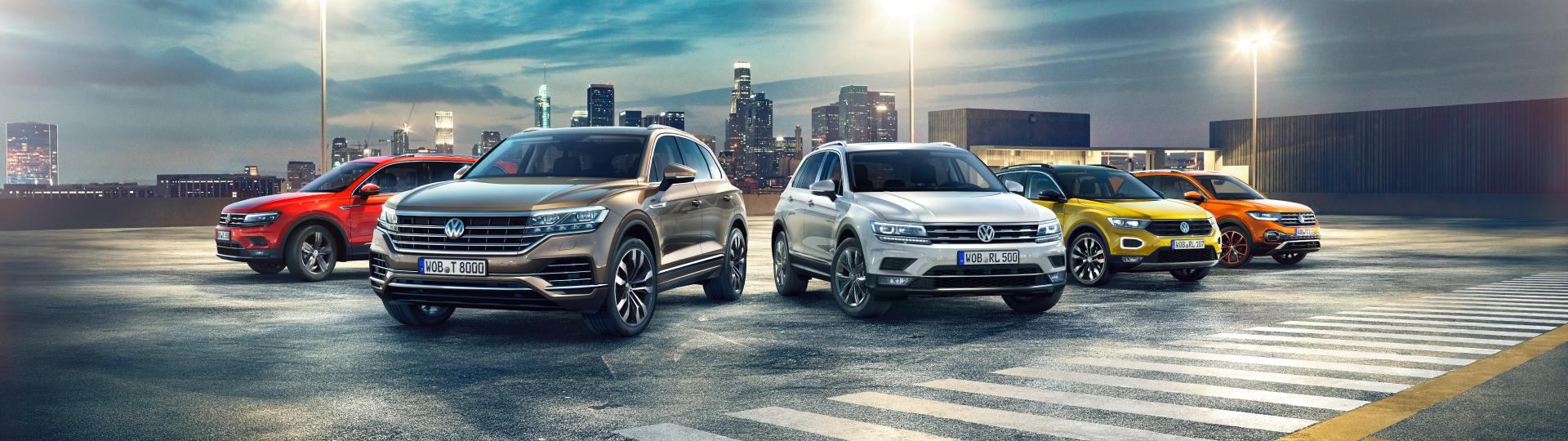 Volkswagen nuoma