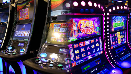 Keletas įdomių detalių apie lošimo automatus