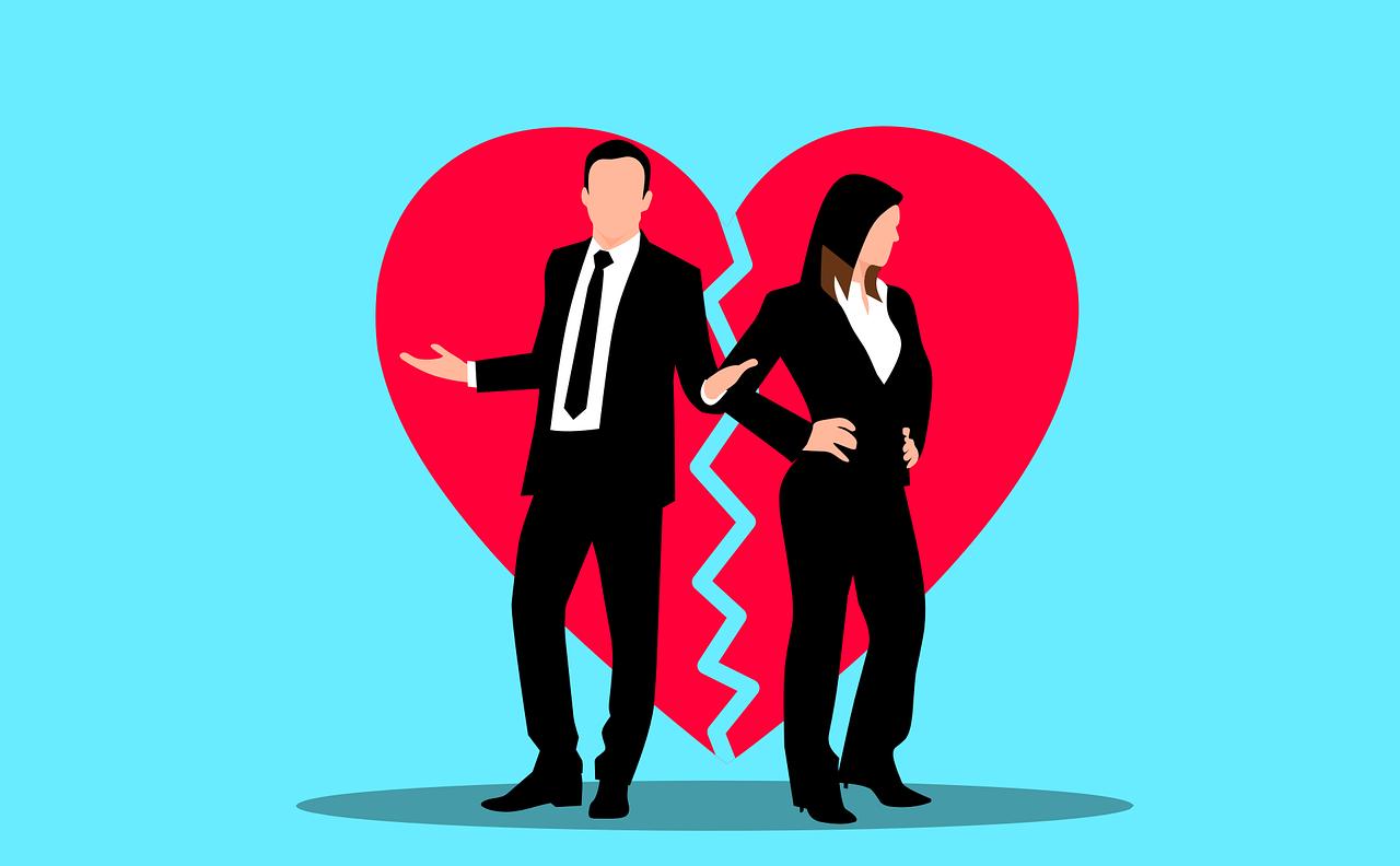 Santuokos nutraukimas ir šiame procese svarbūs elementai